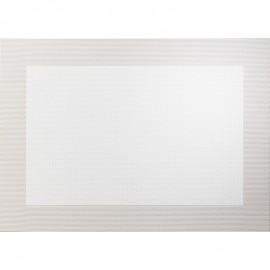 Mantel individual Blanco roto