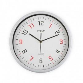 Reloj de pared blanco 30 cm