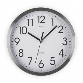 Reloj de pared aluminio 35 cm