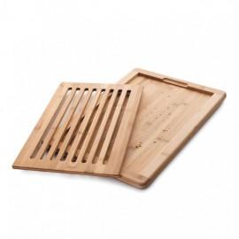 Tabla corte dual bambú Lacor