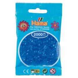 Hama mini 15 Azul traslucido