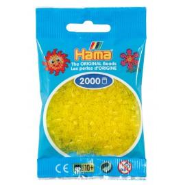 Hama mini 14 Amarillo traslúcido
