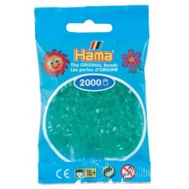 Hama mini 16 Verde traslúcido