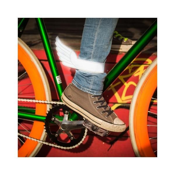 Pinza para pantalones de ciclista