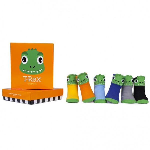 Patucos Trumpette T-Rex