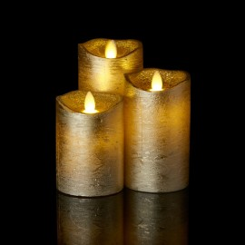 Velas led decorativas Sirius Sara
