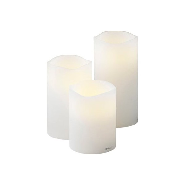 Decorativas Sirius Store Tenna Blancas Velas Things Led x6ZFH0n