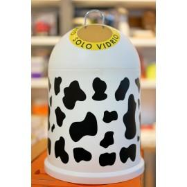 Miniglú Vaca Blanco