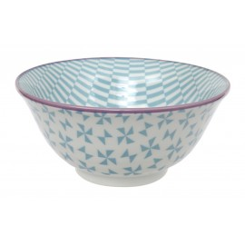 Bowl Geo eclectic 15 x
