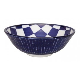 Bowl Bleu de Nimes 21 x