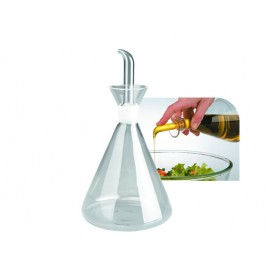 Aceitera probeta de cristal 250 ml
