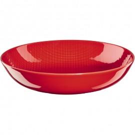 Plato 26 cm. Chili rojo