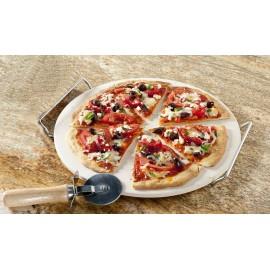 Set piedra para pizza y cortador Nordic Ware