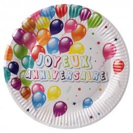 Vasos de cumpleaños