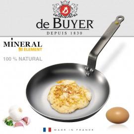 Sartén para tortillas de Buyer mineral B 24 cm