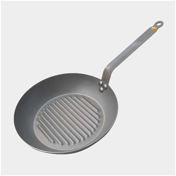 Sartén grill de Buyer hierro mineral