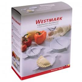 Salvamanteles extensible con asas Westmark