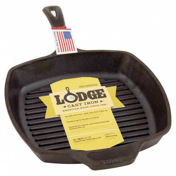 Plancha grill rectangular reversible