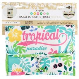 Cojín cervical tropical