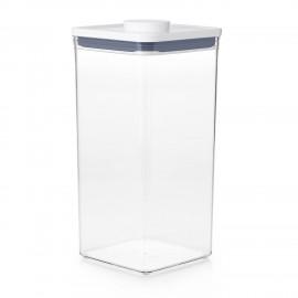 Pop contenedor hermético cuadrado grande 4,2 L.