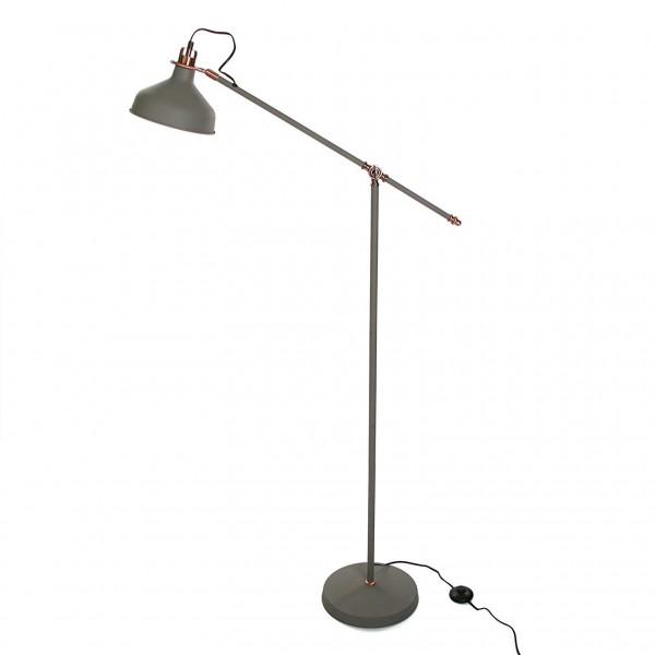 Lámpara de estudio roja