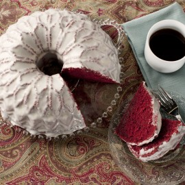 Nordic ware Stained Glass Bundt® pan