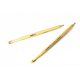 Bolígrafos con forma de baqueta
