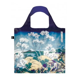 Bolsa Loqi Hokusai The great Wave