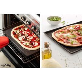 Tapete para hornear pizza perforado