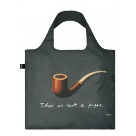 Bolsa Loqi RENÉ MAGRITTE The Treachery of Images