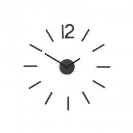 Reloj de pared numbra de pegar