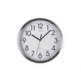 Reloj de pared aluminio 25 cm