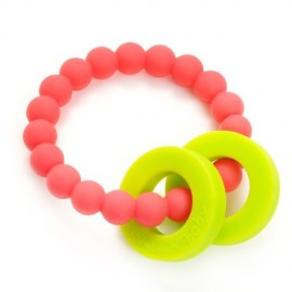 Collar Chelsea Fucsia Chewbeads