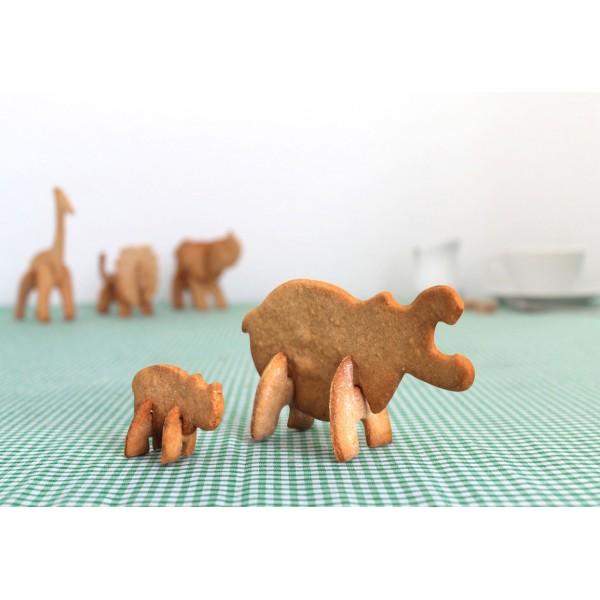 Cortadores de galletas 3D