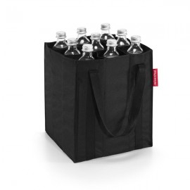 Bolsa para botellas negra reisemthel