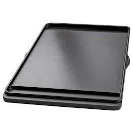 Plancha de hierro fundido para Weber Q 100/1000 series