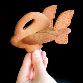Cortadores de galletas 3D del espacio