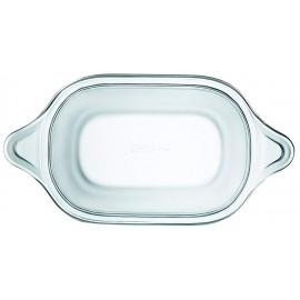 Plato vidrio para horno y mesa- 2,4L