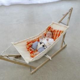 Manta rellena para hamacas de bebés