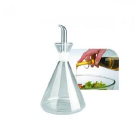 Aceitera probeta de cristal 500 ml