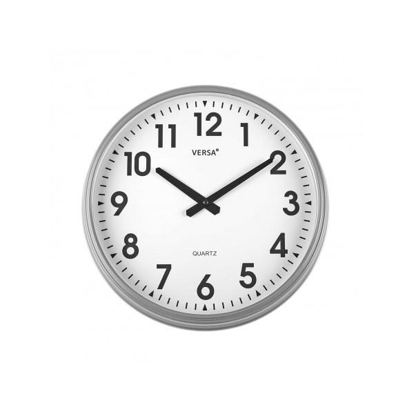 Reloj de pared blanco 37 cm