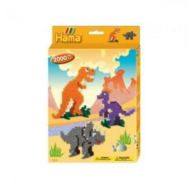 Set de Hama Dino