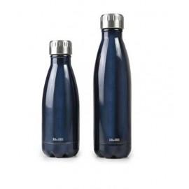 Botella termo 350 ml. azul