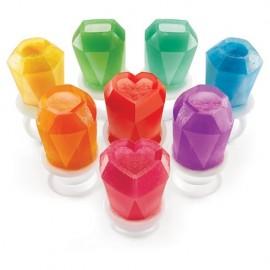 Moldes para helados Ring pops