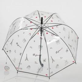Paraguas automático I love rain