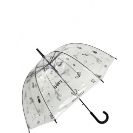 Paraguas automático I love paris