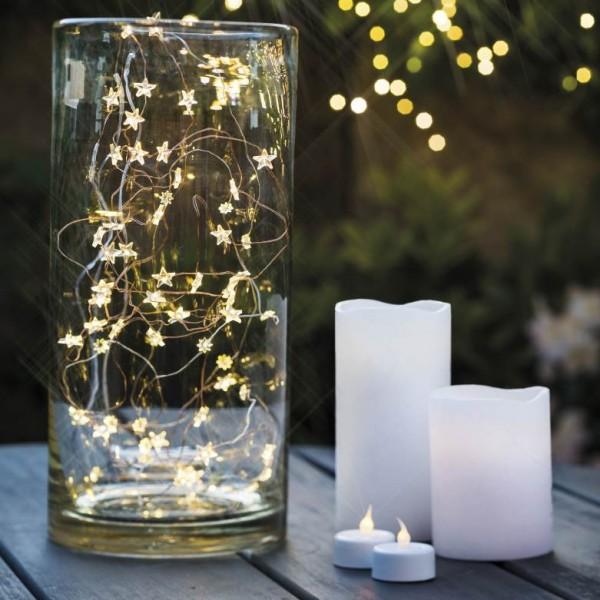 Luces decorativas 20 Leds Silke
