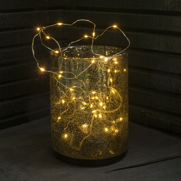 Luces decorativas 40 leds knirke things store for Luces decorativas jardin
