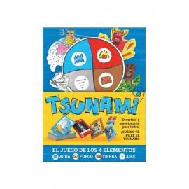 Tsunami, el juego de los 4 elementos