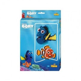 Set de Hama Buscando a Nemo pequeño